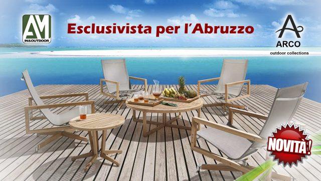 """AM esclusivista """"ARCO"""" per l'Abruzzo"""